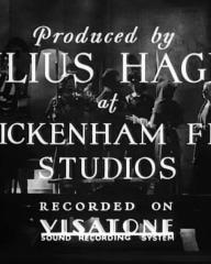 Main title from The Broken Melody (1934) (2). Produced by Julius Hagen at Twickenham Film Studios