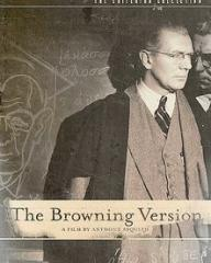 Michael Redgrave (as Andrew Crocker-Harri) in a DVD cover of The Browning Version (1951) (1)