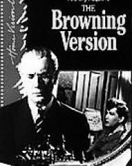 Video cover from The Browning Version (1951) (1)