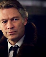 Screenshot from Burton and Taylor (2013) (1) featuring Dominic West (as Richard Burton)