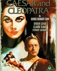 DVD cover of Caesar and Cleopatra (1945) (1)