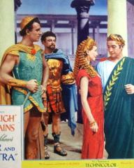 Lobby card from Caesar and Cleopatra (1945) (1)