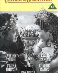 Video cover from Caesar and Cleopatra (1945) (1)