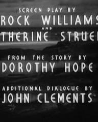 Main title from Candlelight in Algeria (1944) (4)