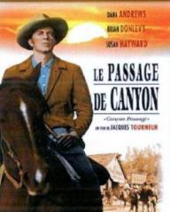 Belgian DVD cover of Canyon Passage (1946) (1)
