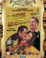 Spanish DVD cover of Canyon Passage (1946) (1)