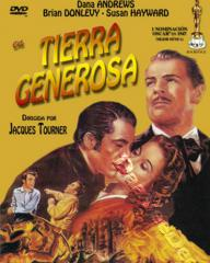 Spanish DVD cover of Canyon Passage (1946) (2)