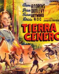 Spanish poster for Canyon Passage (1946) (1)