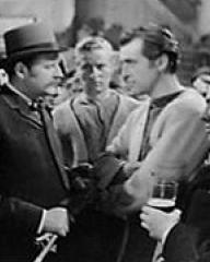 Stewart Granger (as Hugh Davin) in a photograph from Captain Boycott (1947) (1)