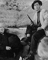 Stewart Granger (as Hugh Davin) in a photograph from Captain Boycott (1947) (2)