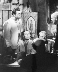 Stewart Granger (as Hugh Davin) in a photograph from Captain Boycott (1947) (3)
