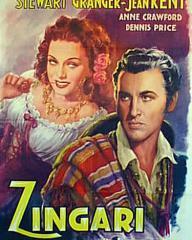 Italian poster for Caravan (1946) (1)