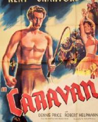 Poster for Caravan (1946) (1)