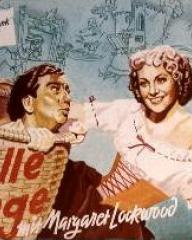 German poster for Cardboard Cavalier (1949) (1)