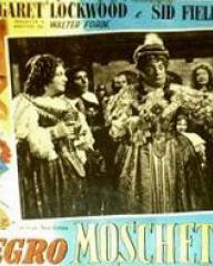 Italian lobby card from Cardboard Cavalier (1949) (1)