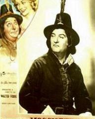 Italian lobby card from Cardboard Cavalier (1949) (2)