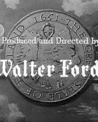 Main title from Cardboard Cavalier (1949) (10). Produced and directed by Walter Forde