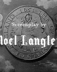 Main title from Cardboard Cavalier (1949) (5). Screenplay by Noel Langley
