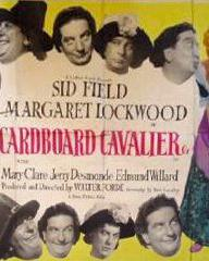 Poster for Cardboard Cavalier (1949) (1)
