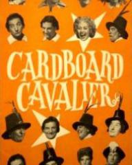 Poster for Cardboard Cavalier (1949) (3)