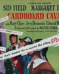 Poster for Cardboard Cavalier (1949) (4)