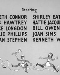 Main title from Carry On Nurse (1959) (5)