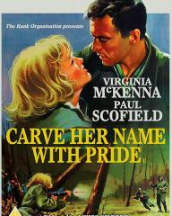 Carve Her Name with Pride DVD from Network and The British Film