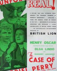Poster for The Case of Gabriel Perry (1935) (3)