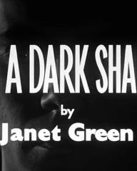 Main title from Cast a Dark Shadow (1955). By Janet Green (3)