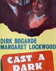 Poster for Cast a Dark Shadow (1955) (1)