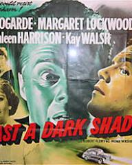 Poster for Cast a Dark Shadow (1955) (4)