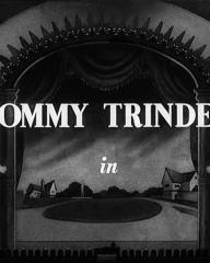 Main title from Champagne Charlie (1944) (3).  Tommy Trinder in