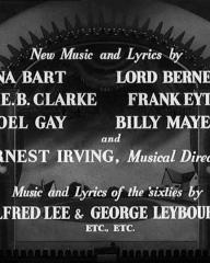 Main title from Champagne Charlie (1944) (7)