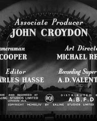 Main title from Champagne Charlie (1944) (8)