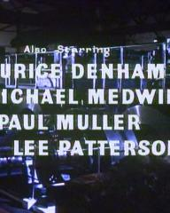 Main title from Checkpoint (1956) (5). Also starring Maurice Denham, Michael Medwin, Paul Muller, Lee Patterson