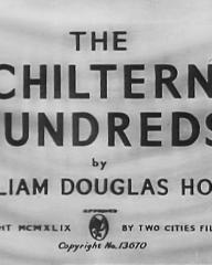 Main title from The Chiltern Hundreds (1949) (4). By William Douglas-Home