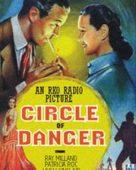 Poster for Circle of Danger (1951) (1)