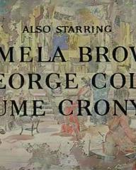 Main title from Cleopatra (1963) (5). Also starring Pamela Brown, George Cole, Hume Cronyn