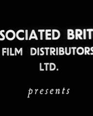 Main title from Climbing High (1938) (1)  Associated British Film Distributors Ltd presents