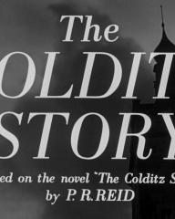 Main title from The Colditz Story (1955)