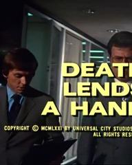 Main title from the 1971 'Death Lends a Hand' episode of Columbo (1971-2003) (2)
