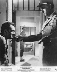 Stewart Granger (as Captain Le Blanc) in an American photograph from Commando [The Legion's Last Patrol] (1962) (1)