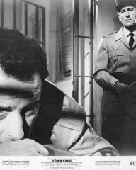 Stewart Granger (as Captain Le Blanc) in a photograph from Commando [The Legion's Last Patrol] (1962) (2)