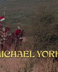 Main title from Conduct Unbecoming (1975) (1).  Michael York