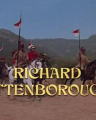 Main title from Conduct Unbecoming (1975) (2).  Richard Attenborough