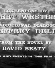 Main title from Cone of Silence (1960) (6)