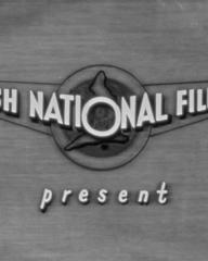Main title from Contraband (1940) (1). British National Films Ltd presents