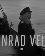 Main title from Contraband (1940) (2). Conrad Veidt in