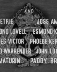 Main title from Contraband (1940) (4). With Hay Petrie, Joss Ambler, Raymond Lovell, Esmond Knight, Charles Victor, Phoebe Kershaw