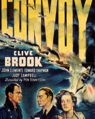 Poster from from Convoy (1940) (2)